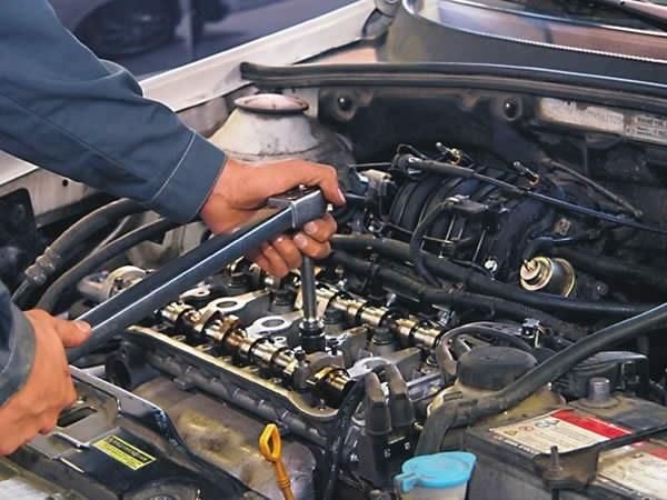 Как отремонтировать двигатель на toyota