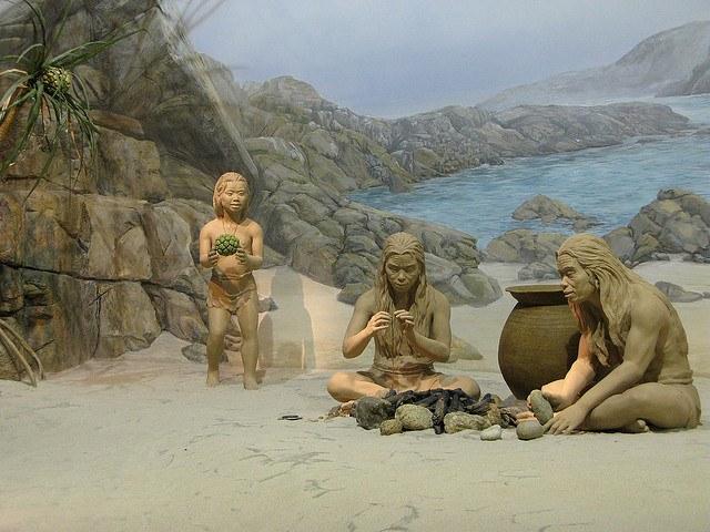 Как жили древнейшие и древние люди