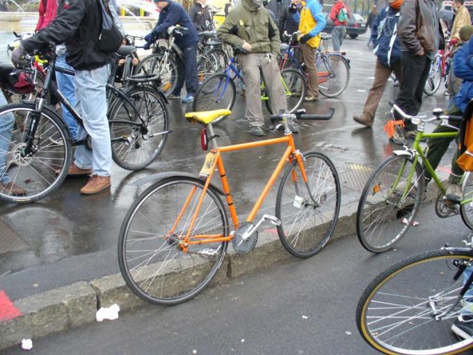Как прошел велопарад в Москве