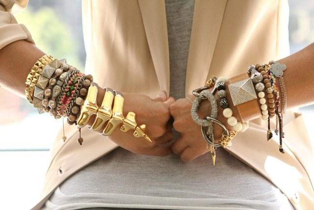 Как должен сидеть браслет на руке