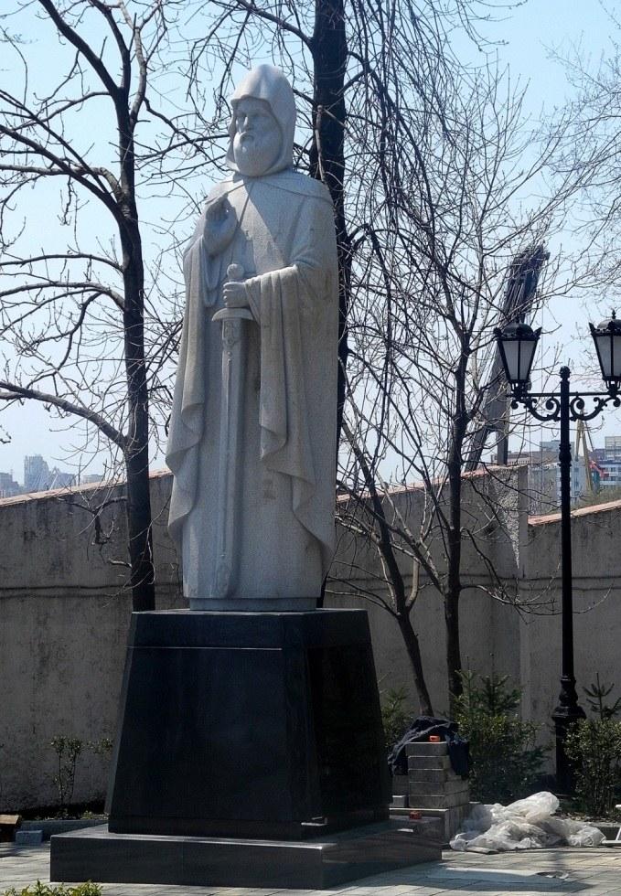 Где поставят памятник Илье Муромцу