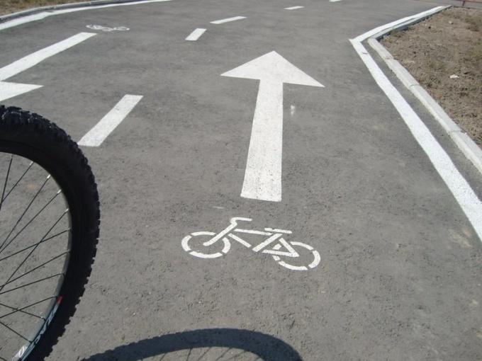 Как найти велодорожки в Москве