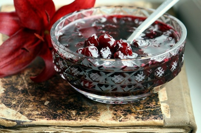 Как варить варенье из вишен без косточек