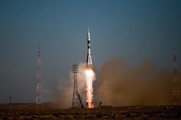 Как отправляют космонавтов на космическую станцию