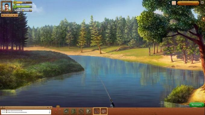 Как играть в «Рыбное место 2»
