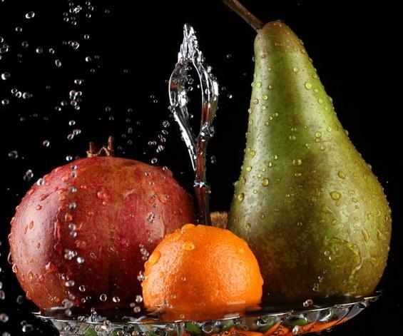 Как сделать компот из яблок или груш