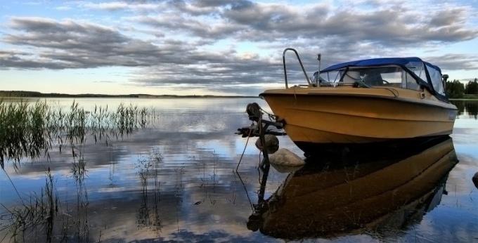 Как выбрать лодку для рыбалки
