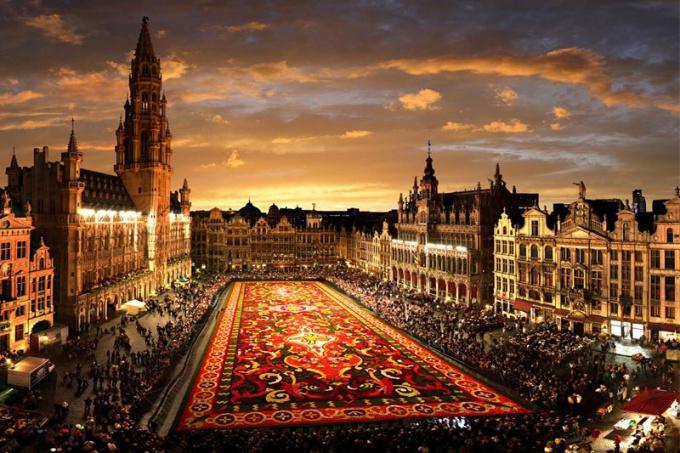 Как проходит фестиваль «Гентские праздники»