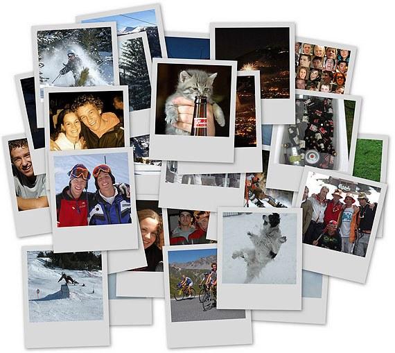 Как вставить фотогалерею на сайт