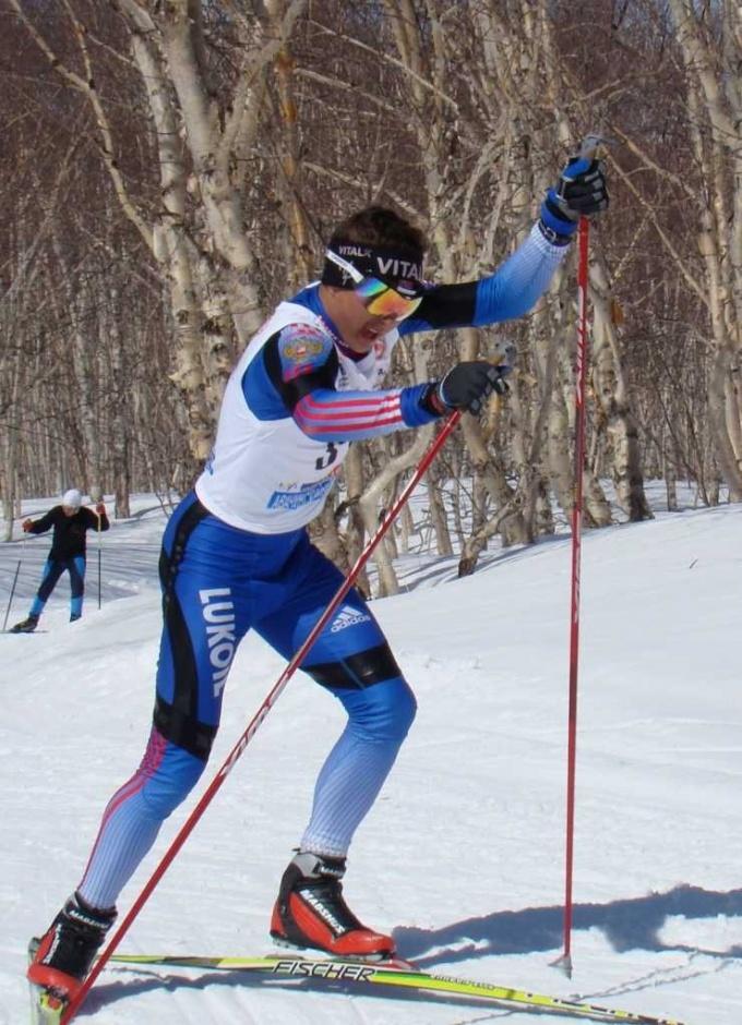 Зимние олимпийские виды спорта: лыжные гонки