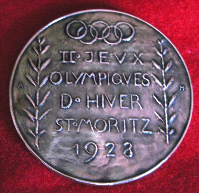 Зимняя Олимпиада 1928 года в Санкт-Морице