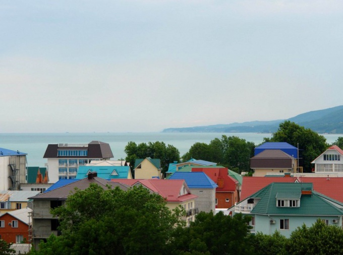 Where to rent housing in the private sector in Lazarevskoye