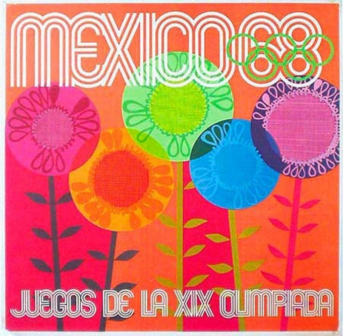 Летняя Олимпиада 1968 года в Мехико