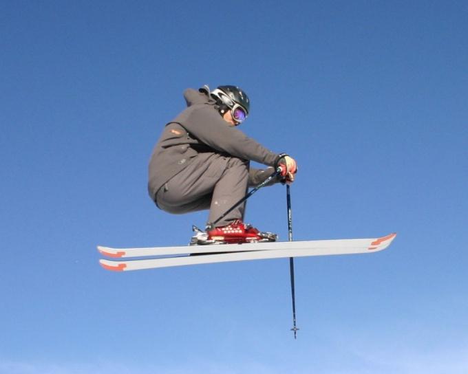 Зимние олимпийские виды спорта: фристайл