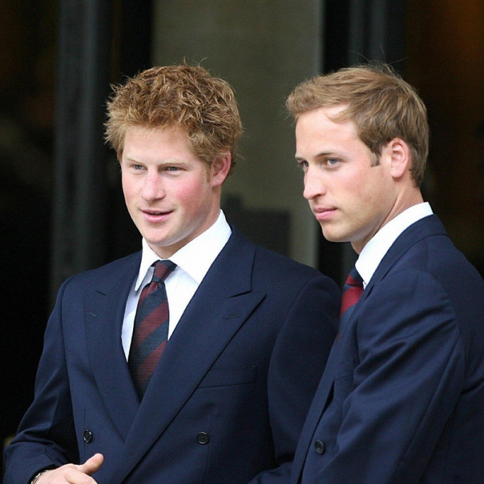 Что досталось в наследство английским принцам от матери