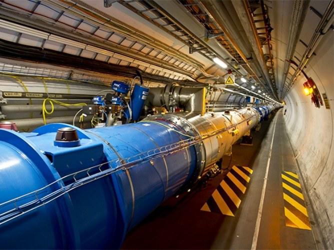 Как нашли бозон Хиггса