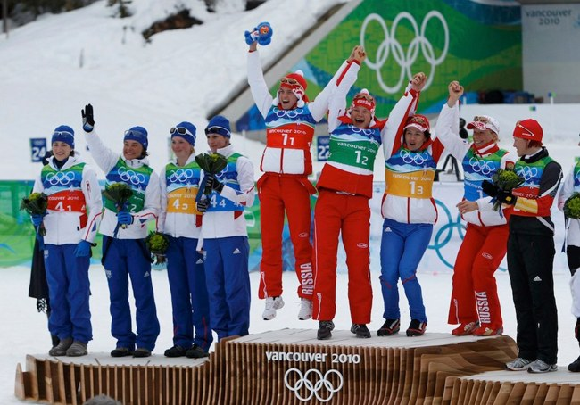 Как выступила российская сборная на Олимпиаде 2010 года в Ванкувере