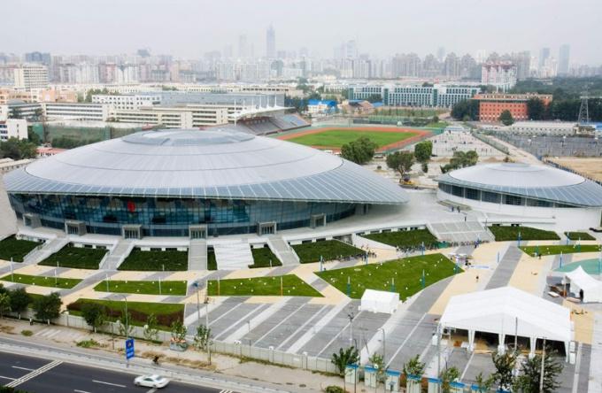 Где проходили Летние Олимпийские игры 2008 года