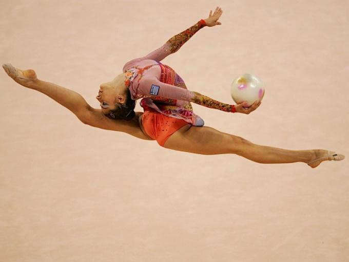 Летние олимпийские виды спорта: художественная гимнастика