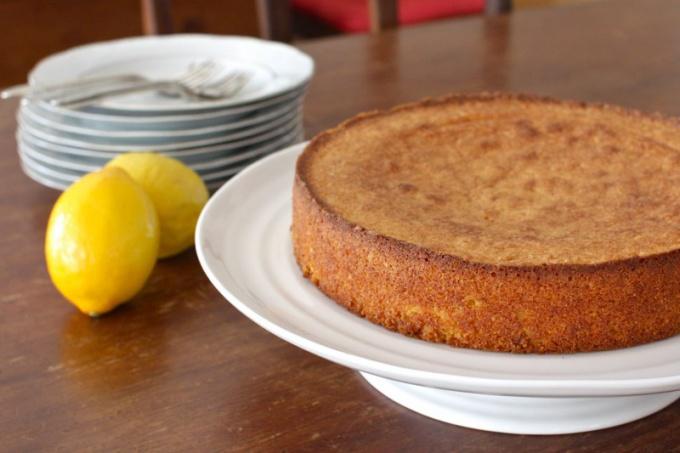 Как приготовить лимонник с кремом