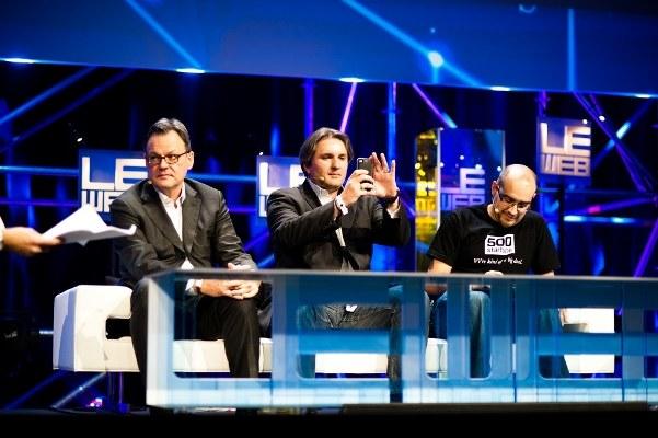 Как стать участником  Le Web 2012 в Лондоне