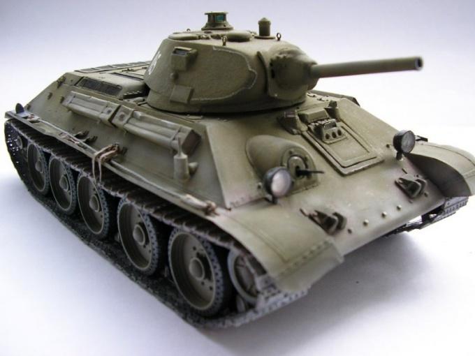 Какие танки участвовали во Второй мировой