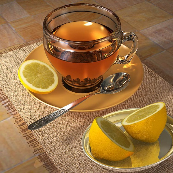 Как появился чай