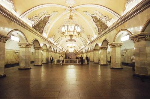 Какие станции Московского метро построят в центре