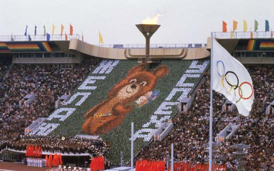 Как прошли Олимпийские игры в Москве