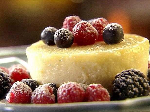 Как приготовить лимонный пудинг