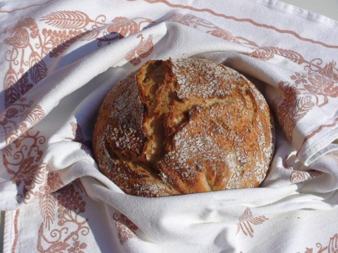 Как приготовить хлебный суп