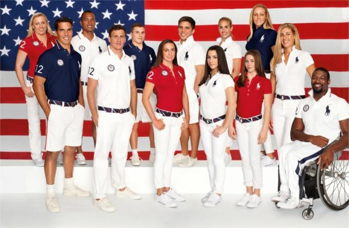 Почему американскую олимпийскую форму шили в Китае