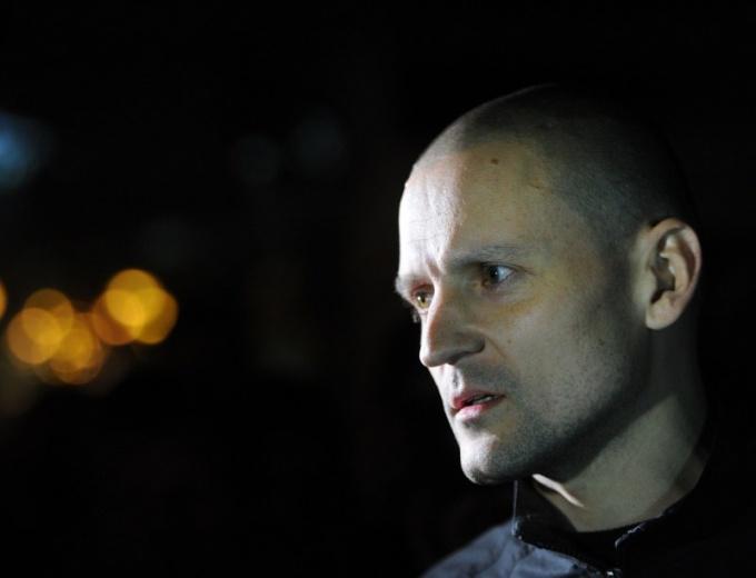 За что Сергея Удальцова приговорили к обязательным работам
