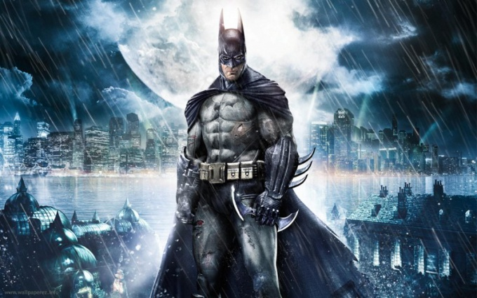 Чем опасен плащ Бэтмена