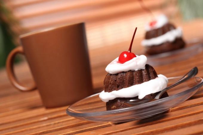 Как приготовить шоколадное суфле