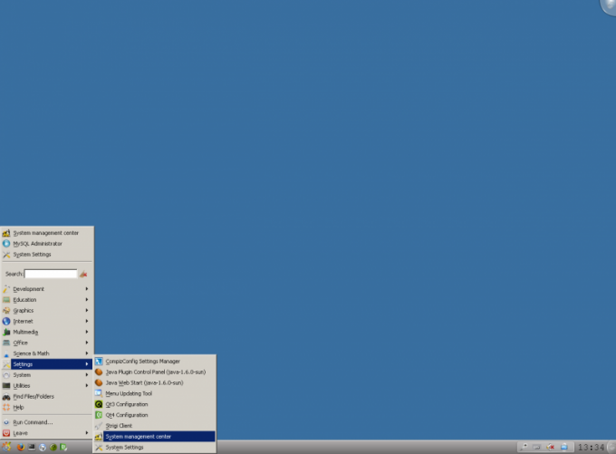 Как в Линуксе настроить сеть