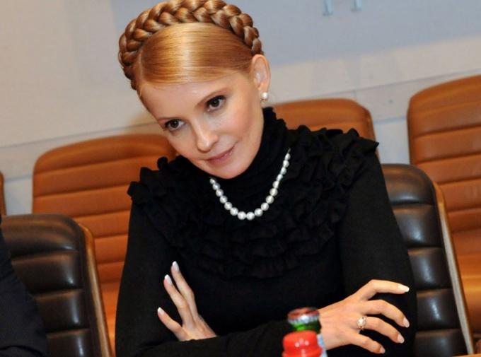 За что судят Тимошенко