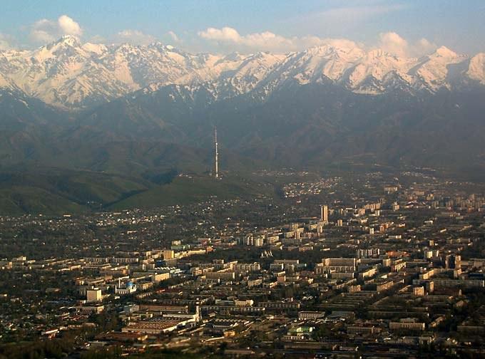 Where to go in Almaty