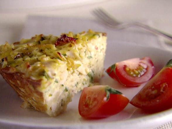 Как приготовить омлет с грибами и томатами