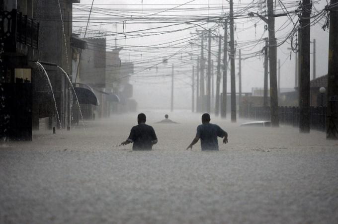 Как уберечься от наводнения