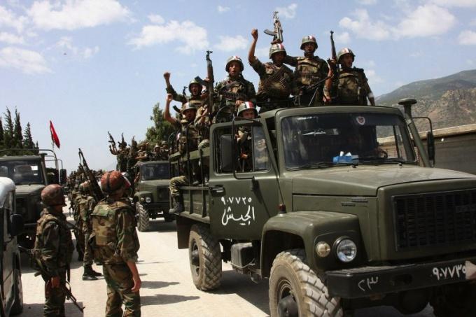 Какие санкции готовит СБ ООН в отношении Сирии