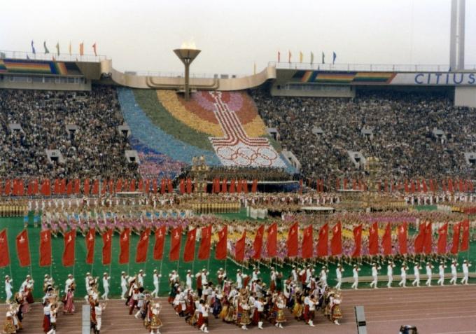 Самые успешные Олимпийские игры для сборной СССР