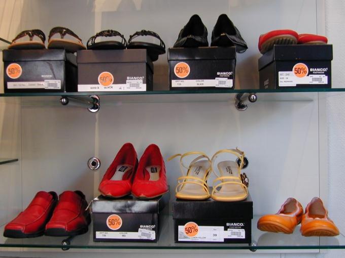Как предпочесть обувь положительно