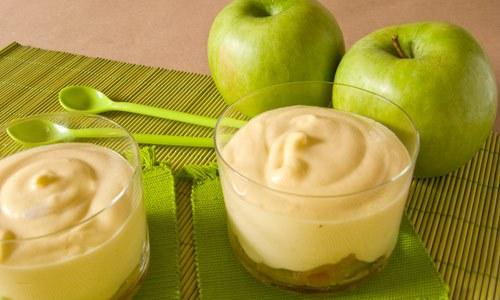 Как приготовить яблочно-ванильный самбук