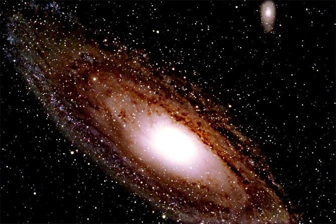 Откуда произошла Вселенная