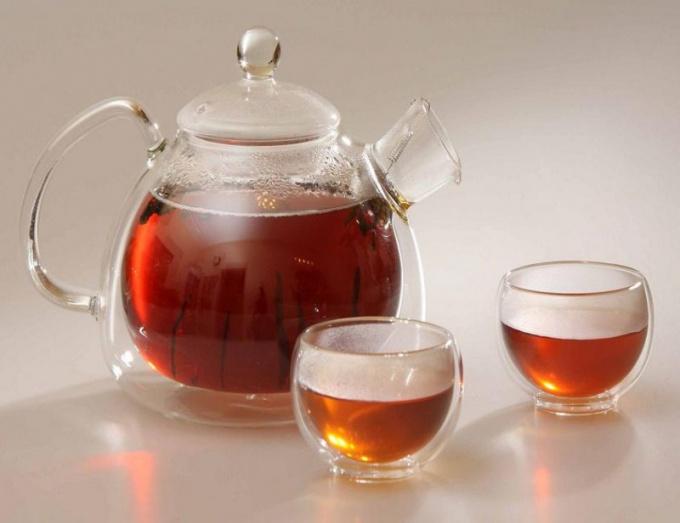 Сколько кофеина содержится в чае