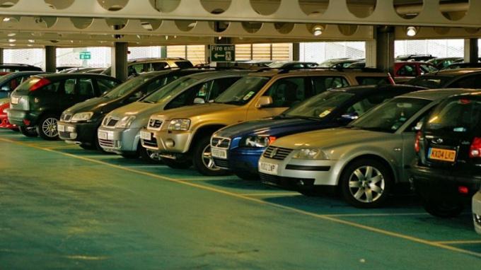 Что такое перехватывающие парковки