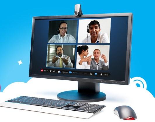 Как набирать номер в Skype