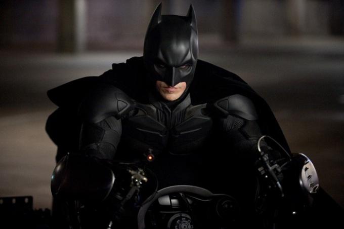 """О чем новый """"Бэтмен"""""""