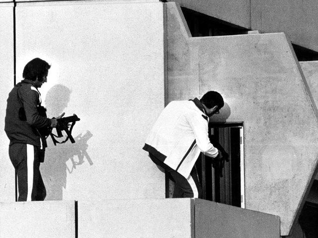 Трагедия на мюнхенской Олимпиаде 1972 года